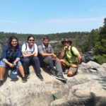 AMAZING guided hiking trip with Ales